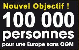 Cyber @ction 340 pas d'OGM en Europe