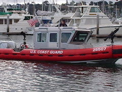 US coast guards have guns on the bow!!!