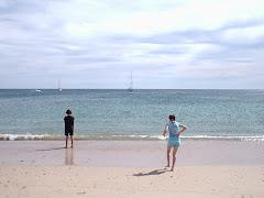 oh what a beach!!