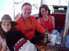 """Orca III social hour with """"ORCA 1"""""""