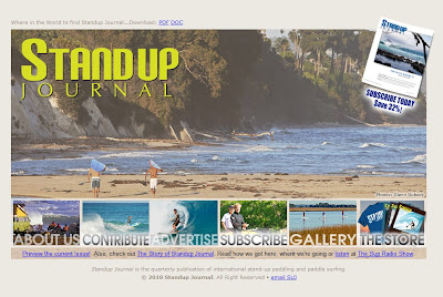 stand up journal web site