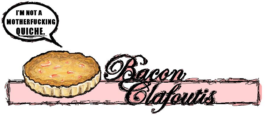 Bacon Clafoutis