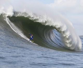 Mavericks Surf Contest 2010