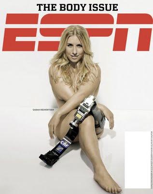 Sarah Reinersten ESPN Body Issue Pictures