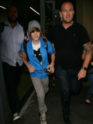Justin Bieber Arrested!