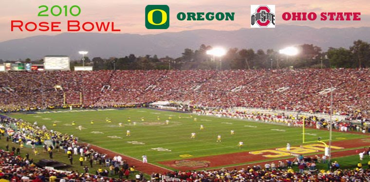 2010 Rose Bowl (pre-events)