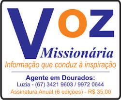 Site da Voz Missionária