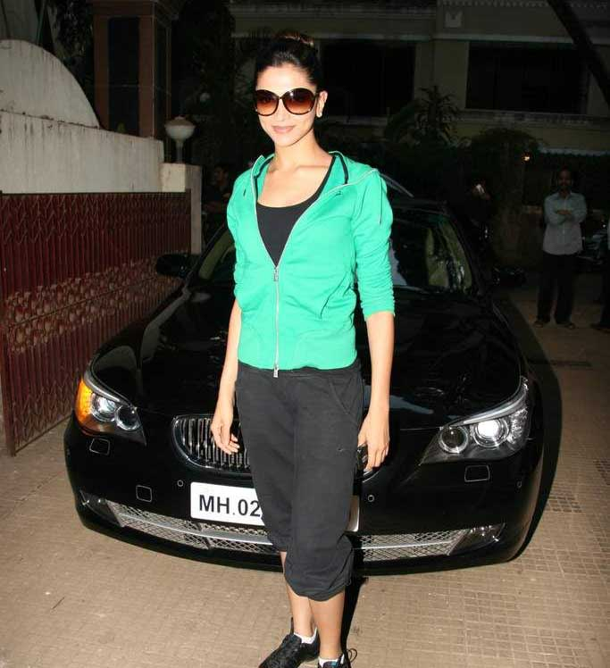 DEEPIKA PADUKONE AT SPECIAL SCREENING OF KCK