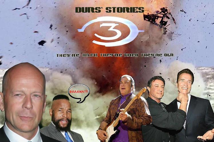 Durs' Stories 3º Edad