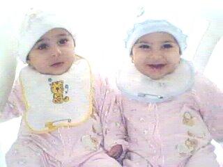 Farida and Farah