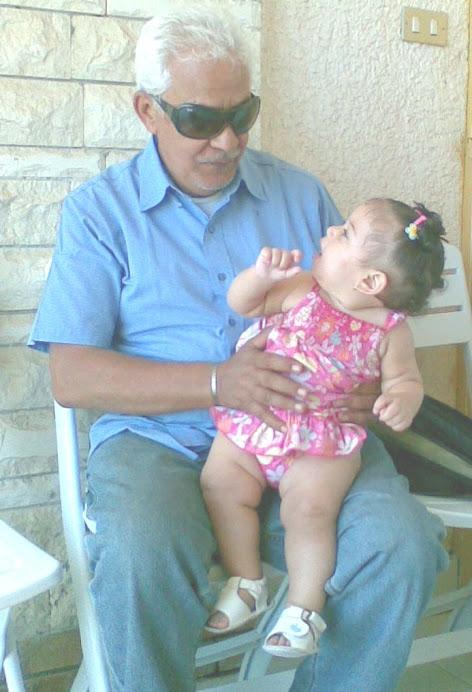 Farouk & Jumi, July 2008