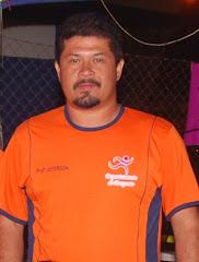 Professor Jaffeson Ibarra