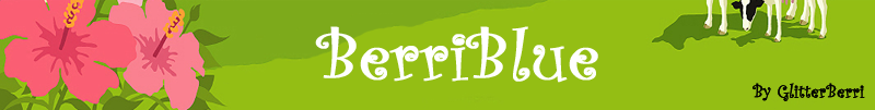 BerriBlue by GlitterBerri
