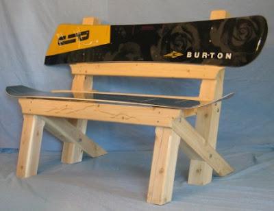 Bench Snowboard
