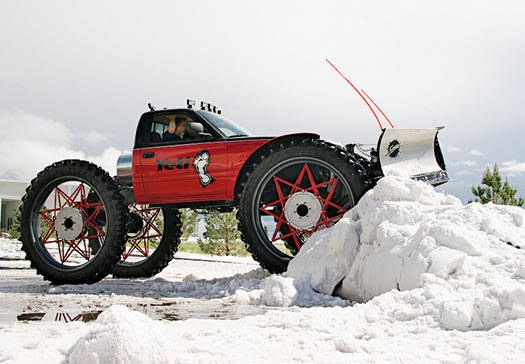 Best Snow Tires For Trucks >> Kick-Ass Snow Trucks – Every snowboarder should have one | illicit snowboarding