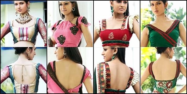 Designer Silk And Cotton Back