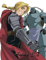 Anime Full Metal Alchemist 3GP