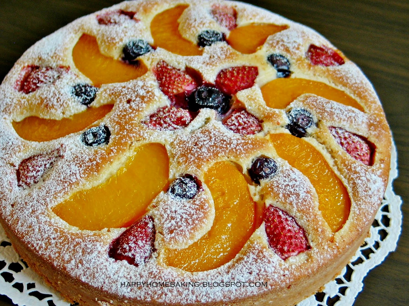 Gluten Fruit Cake Recipe