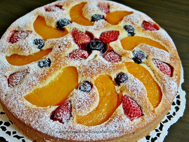Cake Au Fruits Confits Moelleux Le Meilleur