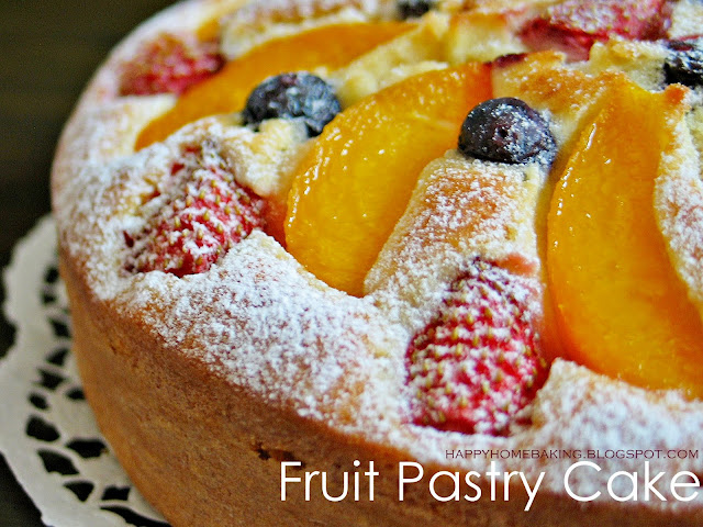 Cake Fruits Au Kmix
