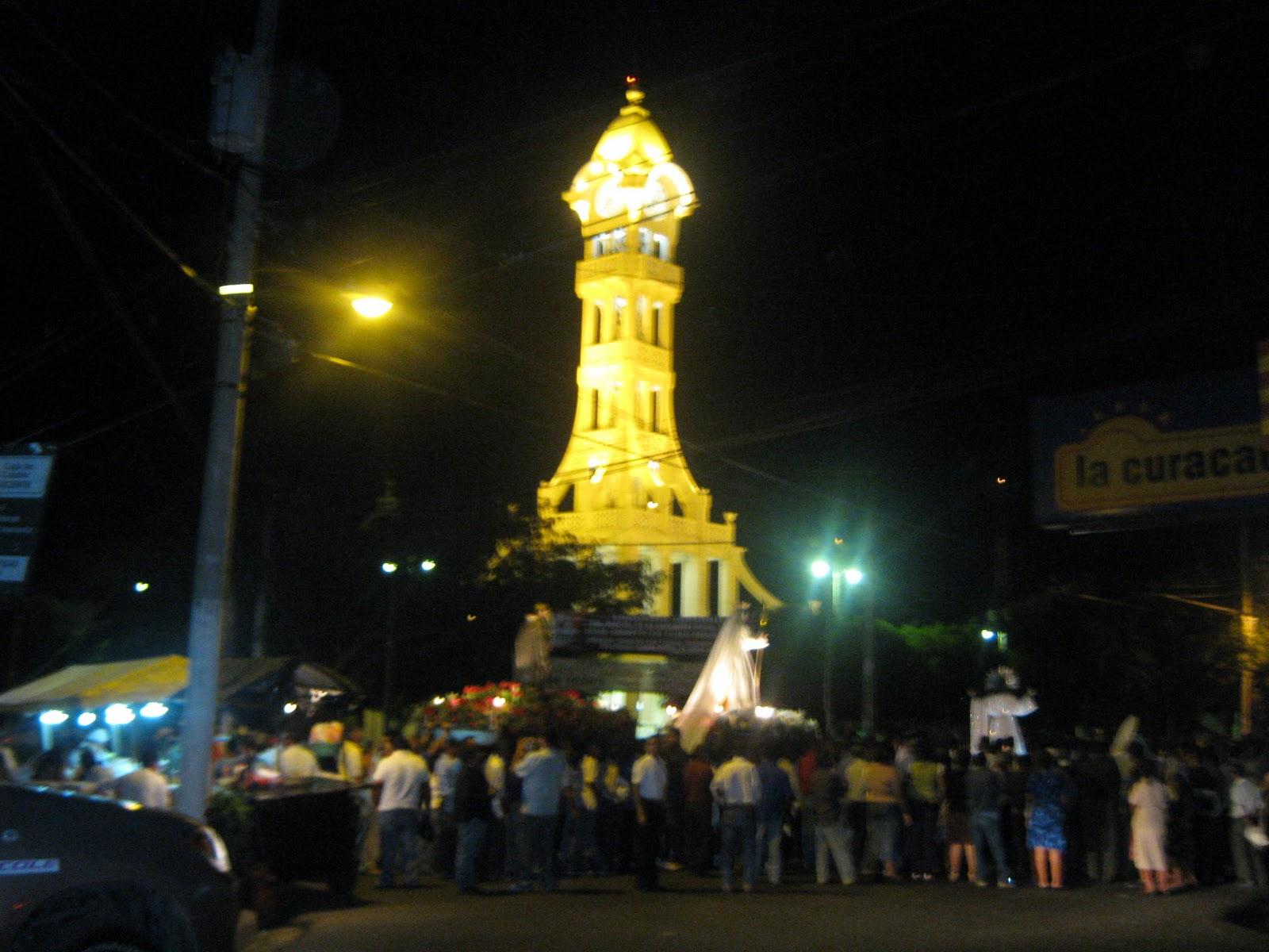 Fiestas Patronales De El Salvador