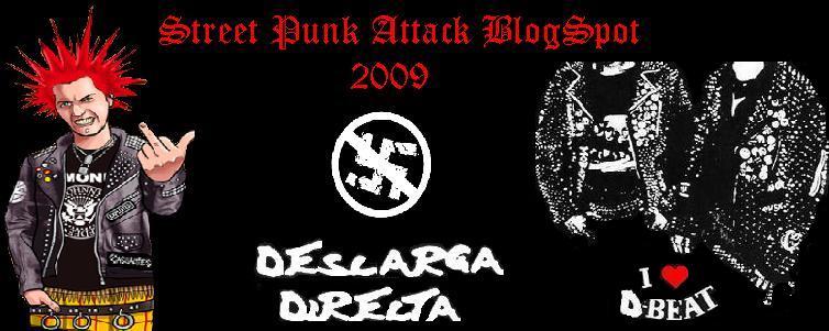 Comparte y Difunde!  -StreetPunkAttack v3.0 2009  100% AntiFacista