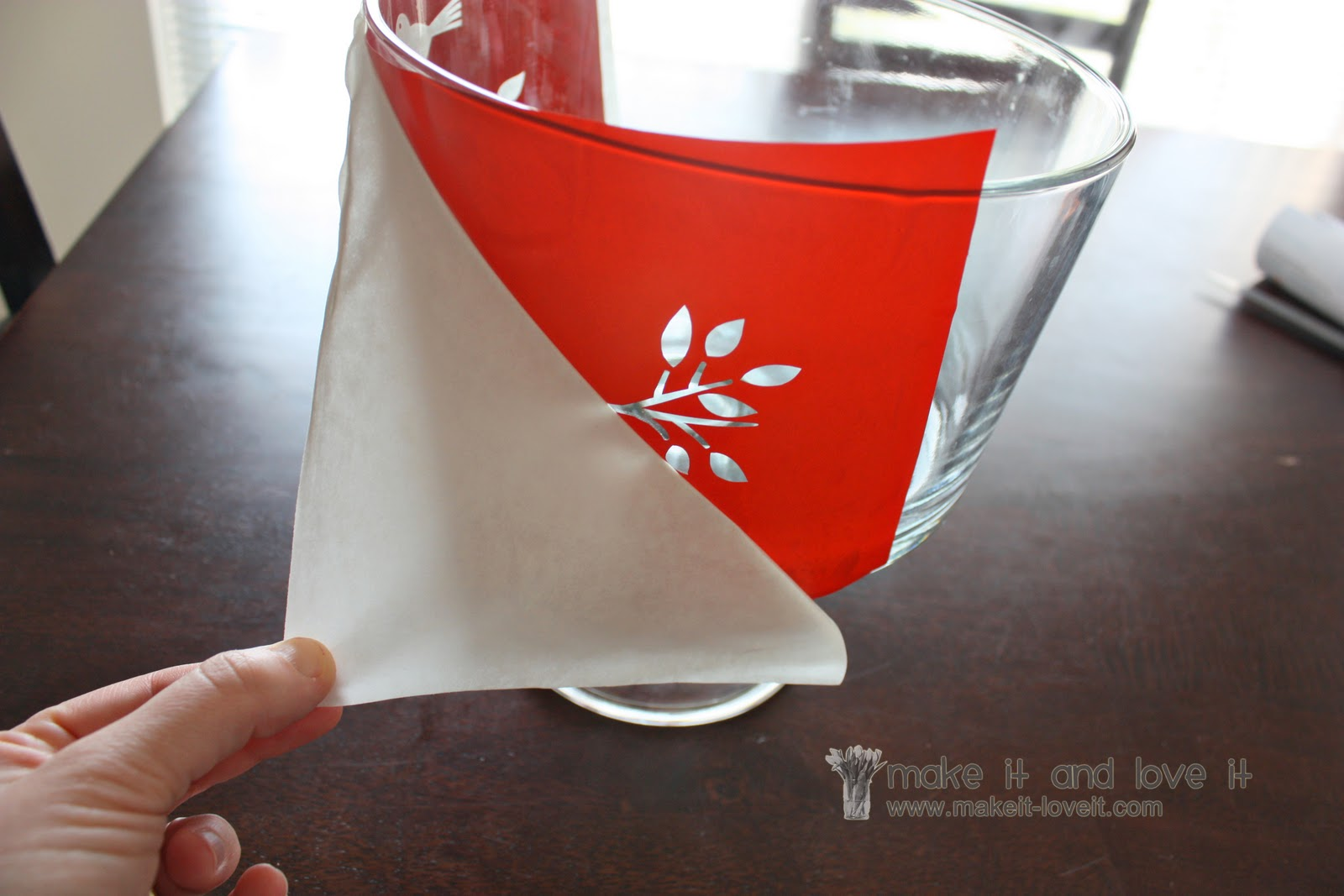 How To Etch Glass Glass Etching Make It And Love It
