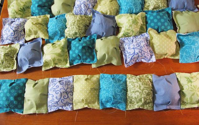 Бонбон одеяло как сделать