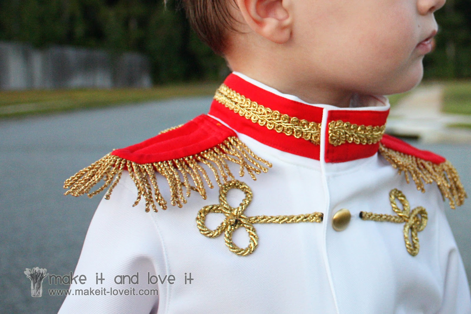 Prince charming costume tutorial from cinderella make it and love it edited a reader let me know that those spunky little shoulder pieces are called epaulets oh the things i learn on here thanks rebekah solutioingenieria Images