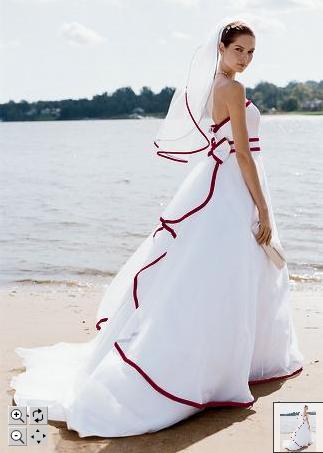 Beach Wedding Dresses 2012