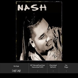 Nash Feat Mega (Sayang) - Lagi Lagi