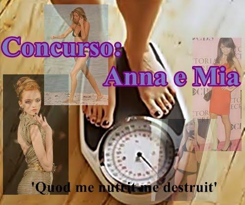 Concurso Anna e Mia
