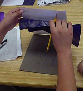 type d carbon paper