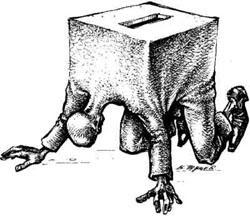 Ya están aquí las elecciones