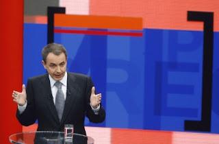 Zapatero, respondiendo a una de las preguntas de los ciudadanos