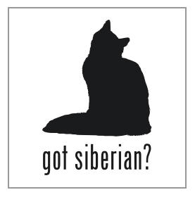 Got Siberian ?