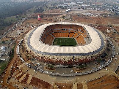 soccer city donde se jugará la final del mundial sudafrica 2010
