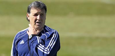 tata martino entrenador de paraguay