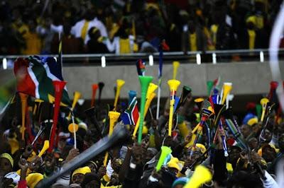 sudafrica 2010: fotos de fanáticos, hinchas y simpatizantes 2