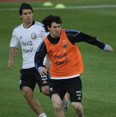 messi nuevo capitan de la seleccion argentina