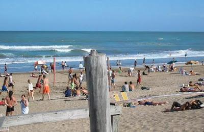 carilo argentina playa
