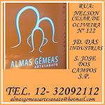 "ALMAS GÊMEAS ARTESANATOS"