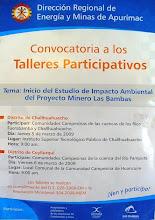 Taller Participativo DREMA