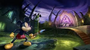 epic mickey game