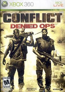 download Conflict Denied Ops Baixar jogo Completo gratis xbox360