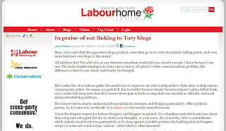 LabourHome - bonkers