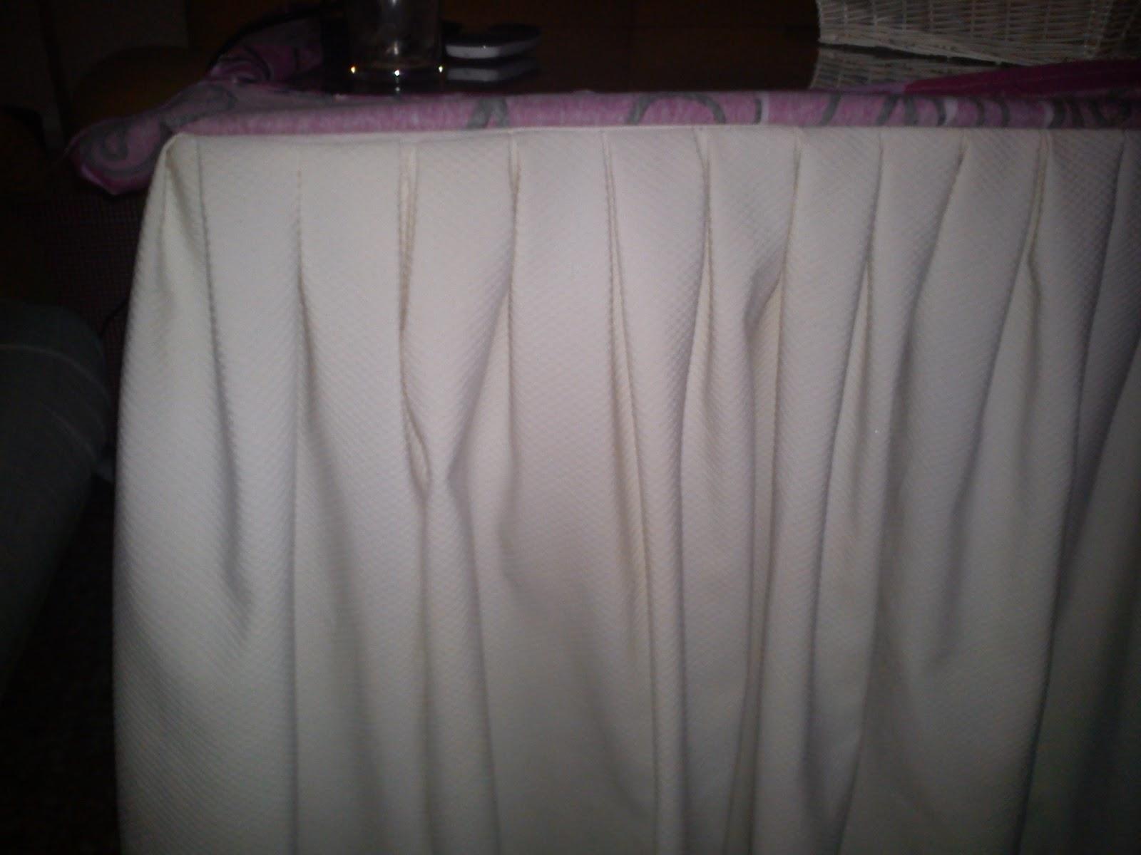 Mi rinconcito ropa para mi mesa de camilla - Ropa de mesa camilla ...