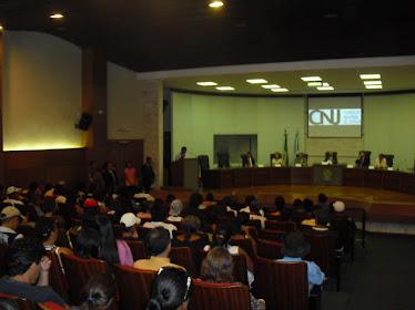 Ação Cultura Indígena - 03 de dezembro de 2010