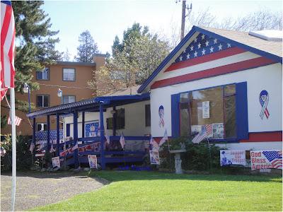 American Flag Home