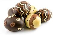 uova di cioccolato